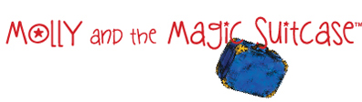Molly and the Magic Suitcase Logo